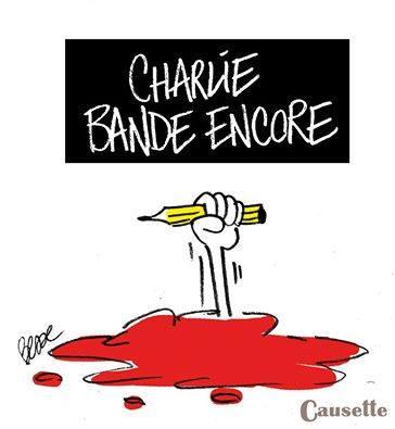 Camille Besse pour Causette (elle a commencé sa carrière chez Charlie Hebdo)