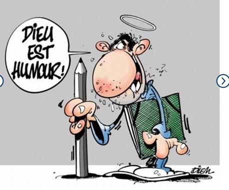 Dilem, illustrateur algérien