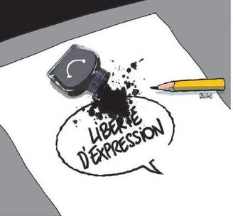 Deligne, dessinateur français, dans le journal La Croix