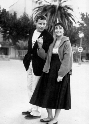 Josanne Mariani et Marlon Brando