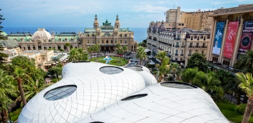 Pavillons Monte Carlo
