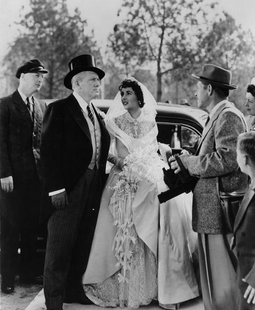 1950 - Elizabeth Taylor dans Le père de la mariée de Vincente Minnelli