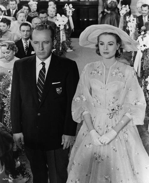1956 - Grace Kelly et Bing Crosby dans Haute Société de Charles Walters