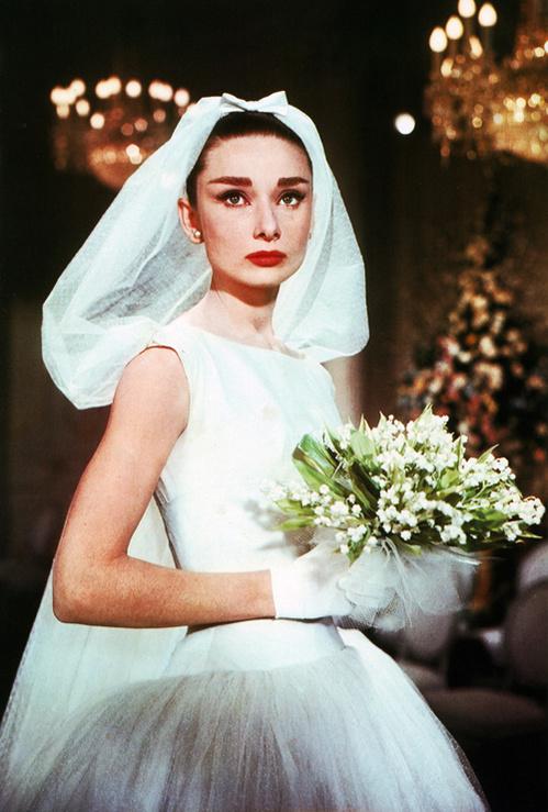 1957 - Audrey Hepburn dans Drôle de frimousse de Stanley Donen