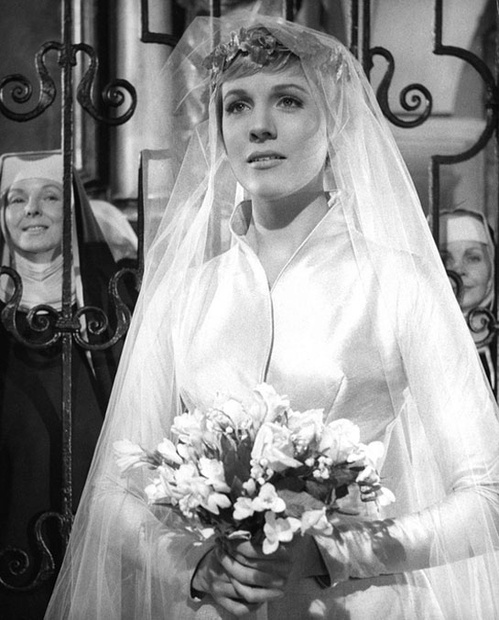 1965 - Julie Andrews dans La mélodie du bonheur de Robert Wise