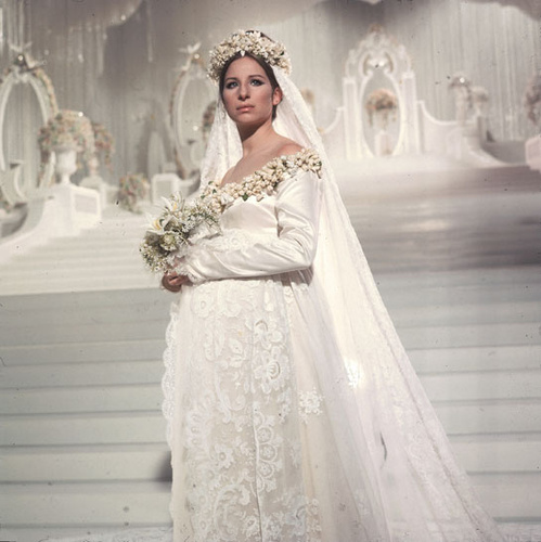 1968 - Barbara Streisand dans Funny Girl de William Wyler