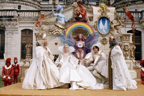 1970 - Catherine Deneuve dans Peau d'Ane de Jacques Demy