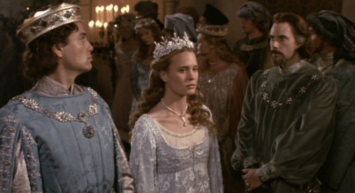 1987 - Robin Wright dans The Princess Bride de Rob Reiner