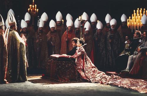 1994 - Daniel Auteuil et Isabelle Adjani dans La reine Margot de Patrice Chéreau