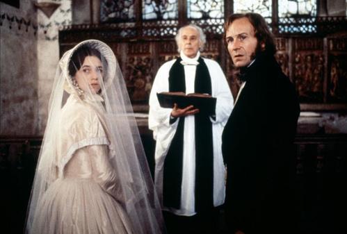 1996 Charlotte Gainsbourg dans le film Jane Eyre de Franco Zeffirelli