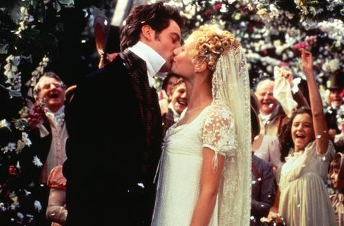 1996 - Gwyneth Paltrow dans Emma de Douglas McGrath