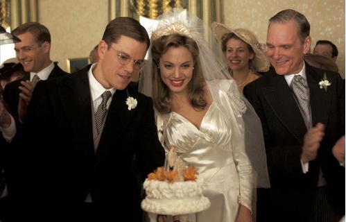 2007 - Matt Damon et Angelina Jolie dans Raison d'état de Robert de Niro