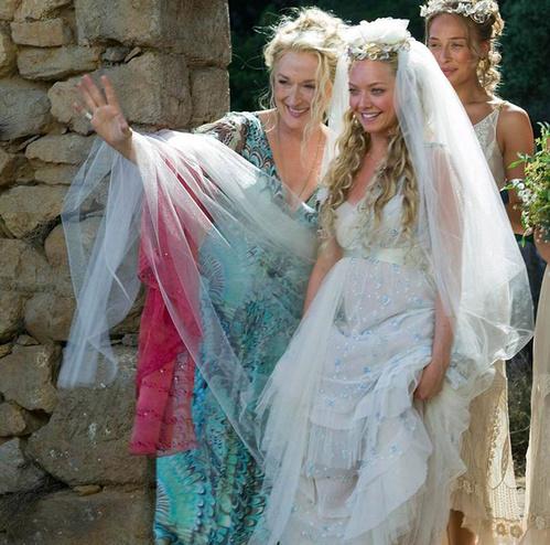 2008 - Amanda Seyfried dans Mamma Mia de Phyllida Lloyd
