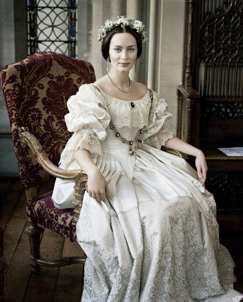 2009 - Emily Blunt dans Victoria de Jean-Marc Vallée