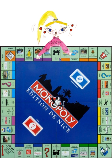 Griotte MOnopoly Nice