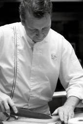 Le chef Benoit Witz