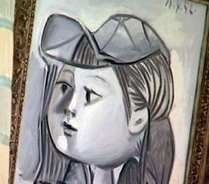 Marina par Picasso