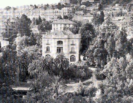 La villa Californie du temps de Picasso