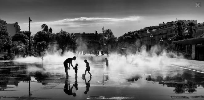 "3e prix : Thomas Calvanico avec ""Reflets dans la brume"""
