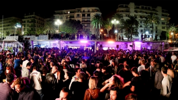 Hi Beach Party à Nice