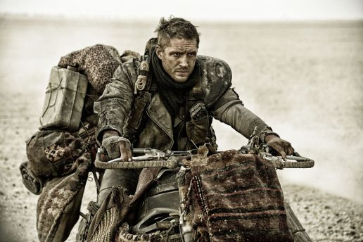Tom Hardy, star du dernier Mad Max