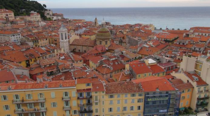 Le Vieux Nice par Drone 06
