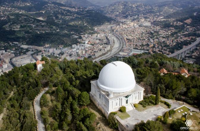 L'observatoire par Drone 06