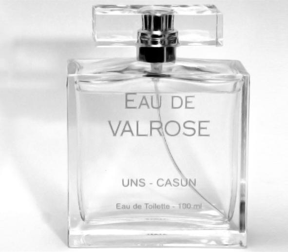 L'Eau de Valrose, créée pour les 50 ans de l'Université Nice Sophia Antipolis