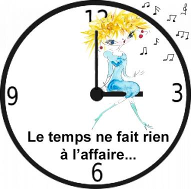 Griotte horloge