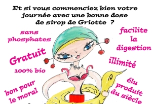 Griotte sirop - copie