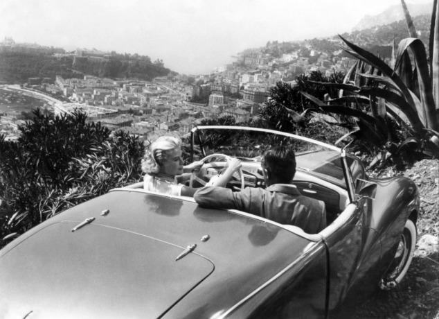 La main au collet avec Grace Kelly et Cary Grant sur les hauteurs de Monaco