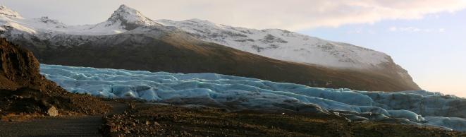 Svínafellsjökull (Islande)... à prononcer sans éternuer !