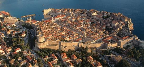 Remparts de Dubrovnik (Croatie)