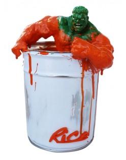 Le célèbre Hulk de Rice